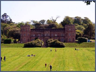 Mount Edgecumbe