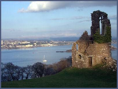 Mount Edgecumbe Folly