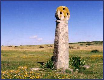 st. Piran's Cross