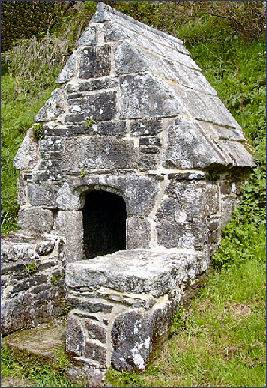 St Clether, Holy Well