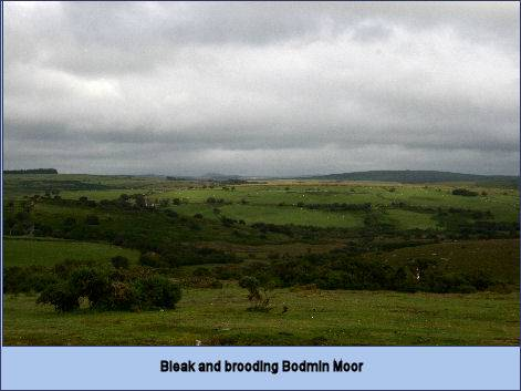 The Beast of Bodmin  Moor