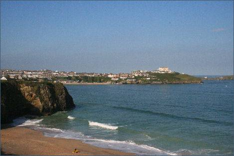 Newquay Beach