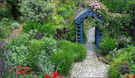 Poppy Cottage Garden