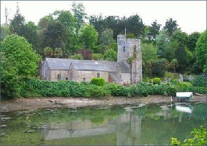 Churches in Cornwall