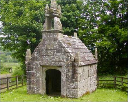 Dupath Holy Well